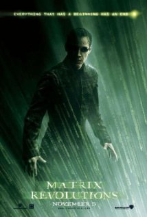 Poster do filme Matrix Revolutions