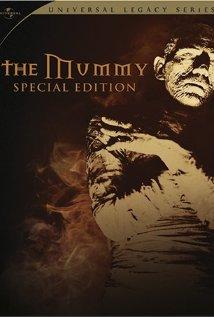 Poster do filme A Múmia