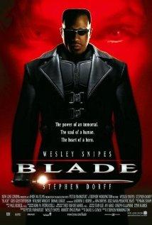 Poster do filme Blade, O Caçador de Vampiros