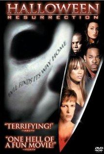 Poster do filme Halloween - Ressurreição