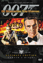 Poster do filme 007 - Os Diamantes São Eternos