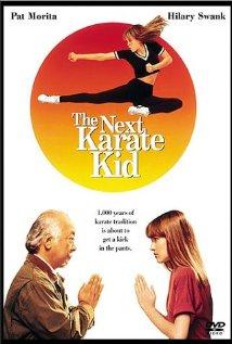 Poster do filme Karate Kid 4 - A Nova Aventura