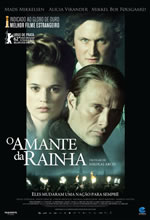 Poster do filme O Amante da Rainha
