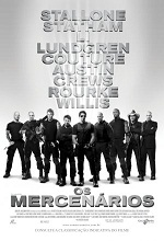 Poster do filme Os Mercenários