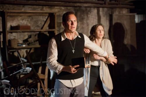 Imagem 2 do filme Invocação do Mal