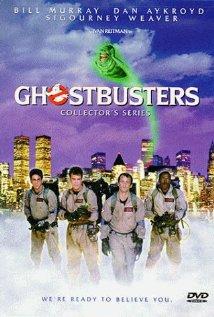 Poster do filme Os Caça-Fantasmas