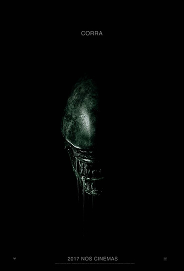 Poster do filme Alien: Covenant