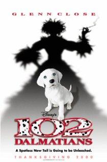 Poster do filme Os 102 Dálmatas