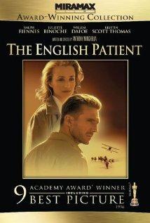 Poster do filme O Paciente Inglês