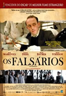 Poster do filme Os Falsários