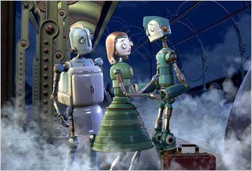 Imagem 2 do filme Robôs