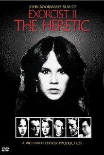 Poster do filme O Exorcista II - O Herege