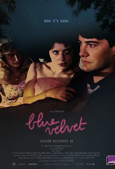 Poster do filme Veludo Azul