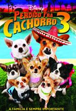 Poster do filme Perdido pra Cachorro 3