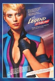 Poster do filme A Lenda de Billie Jean