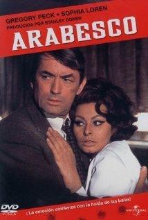 Poster do filme Arabesque