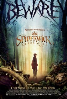 Poster do filme As Crônicas de Spiderwick