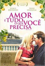 Poster do filme Amor é Tudo o que Você Precisa