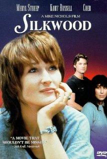 Poster do filme Silkwood - O Retrato de uma Coragem