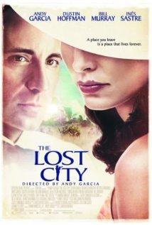 Poster do filme A Cidade Perdida