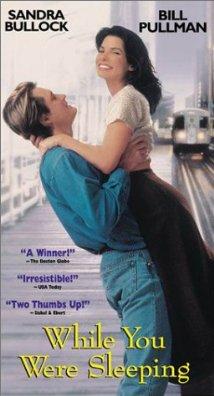 Poster do filme Enquanto Você Dormia