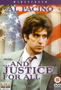 Poster do filme Justiça Para Todos