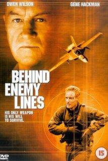 Poster do filme Atrás das Linhas Inimigas