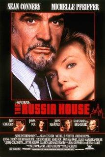 Poster do filme A Casa da Rússia