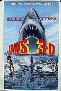 Poster do filme Tubarão 3