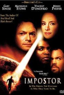 Poster do filme Impostor