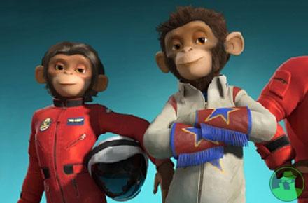 Imagem 4 do filme Space Chimps - Micos no Espaço