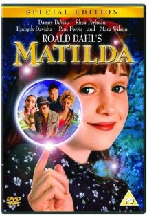 Poster do filme Matilda