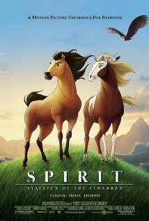 Poster do filme Spirit - O Corcel Indomável