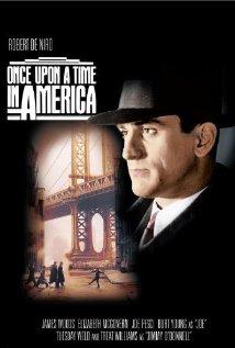 Poster do filme Era Uma Vez na América