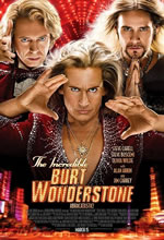 Poster do filme O Incrível Mágico Burt Wonderstone