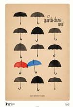 Poster do filme O Guarda-Chuva Azul