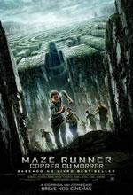 Poster do filme Maze Runner - Correr ou Morrer