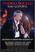 Poster do filme Andrea Bocelli - Amor em Portofino