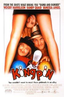 Poster do filme Kingpin - Estes Loucos Reis do Boliche