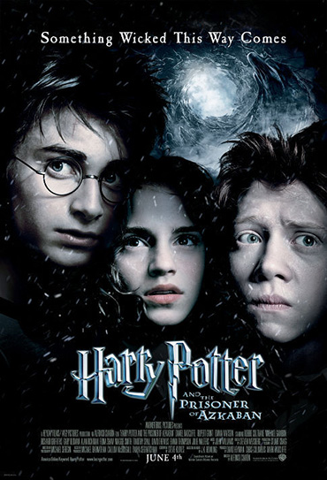 Poster do filme Harry Potter e o Prisioneiro de Azkaban