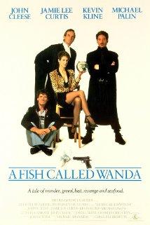 Poster do filme Um Peixe Chamado Wanda