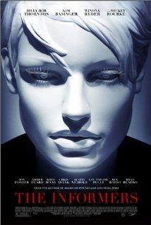 Poster do filme Informers - Geração Perdida