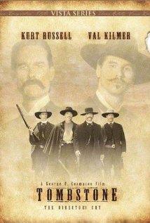 Poster do filme Tombstone - A Justiça Está Chegando