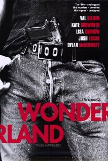Poster do filme Crimes em Wonderland