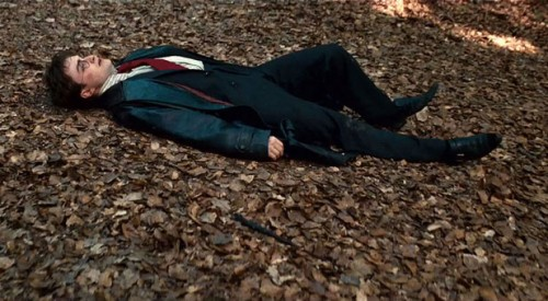 Imagem 5 do filme Harry Potter e as Relíquias da Morte: Parte 1