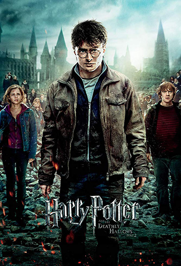 Poster do filme Harry Potter e as Relíquias da Morte: Parte 2