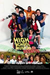Poster do filme High School Musical 4: O Desafio