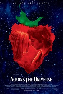 Poster do filme Across the Universe