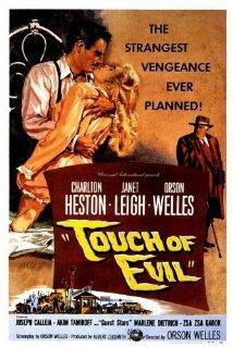Poster do filme A Marca da Maldade