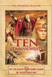 Poster do filme Os Dez Mandamentos